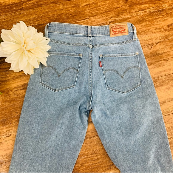 👖 LEVI'S 721 HIGH RISE SKINNY JEANS: SIZE 25